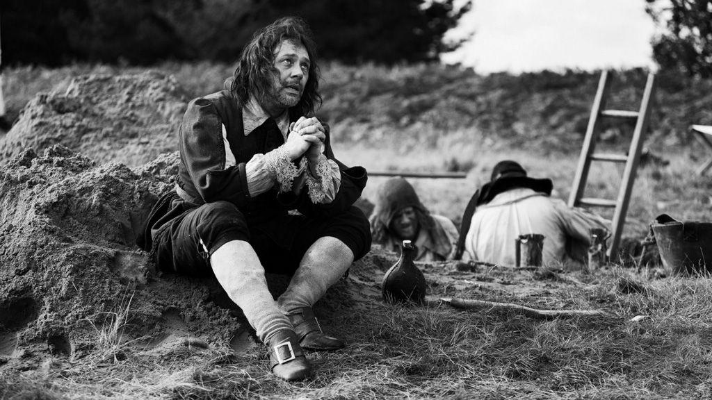 Reece Shearsmith in Ben Wheatley's A Field in England