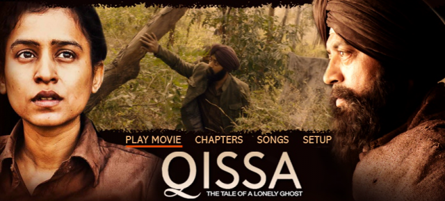 Qissa The Tale Of A Lonely Ghost 2013