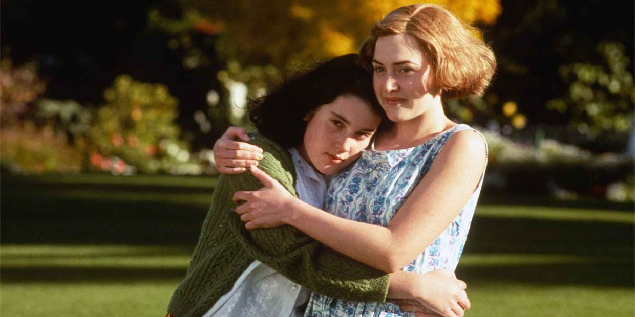 Heavenly Creatures (1994) Directed by Peter Jackson Shown: Melanie Lynskey (as Pauline Yvonne 'Parker' Rieper), Kate Winslet (as Juliet Hulme)