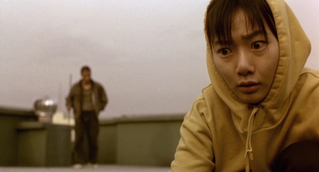 """That film made me decide to become an actress - a good actress"" - Doona Bae on Barking Dogs Never Bite (2000)"