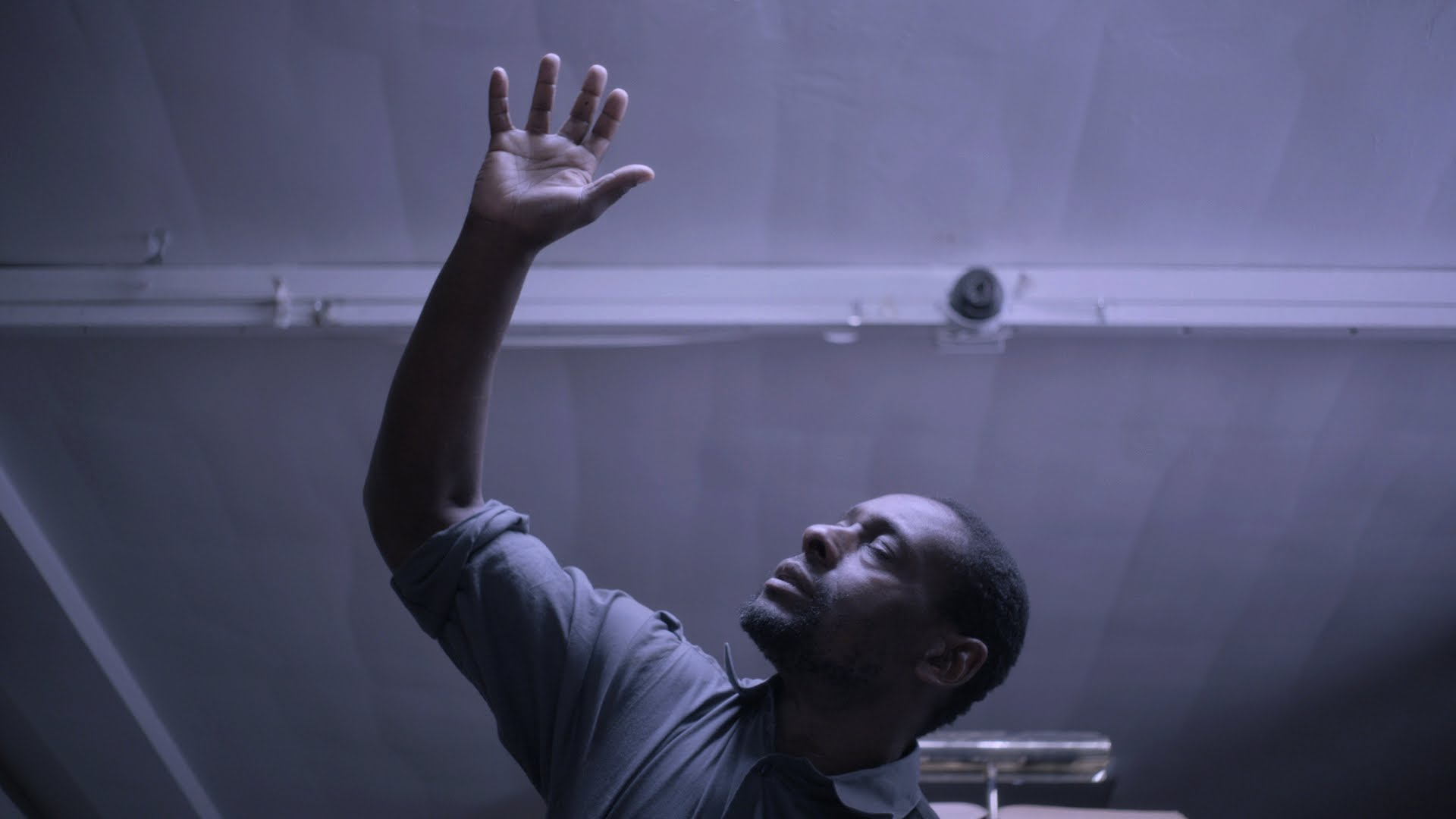 David Harewood captivates as the troubled Abe in Jake Mahaffy's Free in Deed