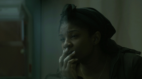 Edwina Findley Dickerson as the increasingly strained Melva