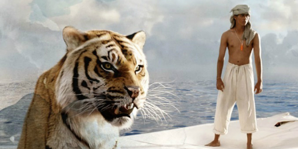 Taiwanese filmmaker Ang Lee won his second Best Director Oscar for 2012's Life of Pi