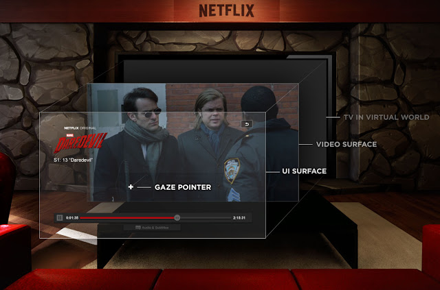 Netflix breaks down their new VR app