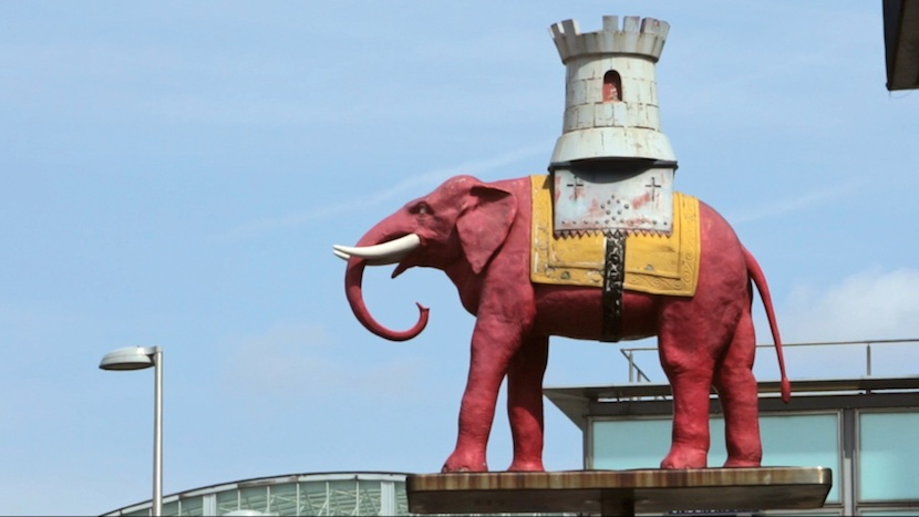 Elephant and Castle, a vibrant community facing radical changes