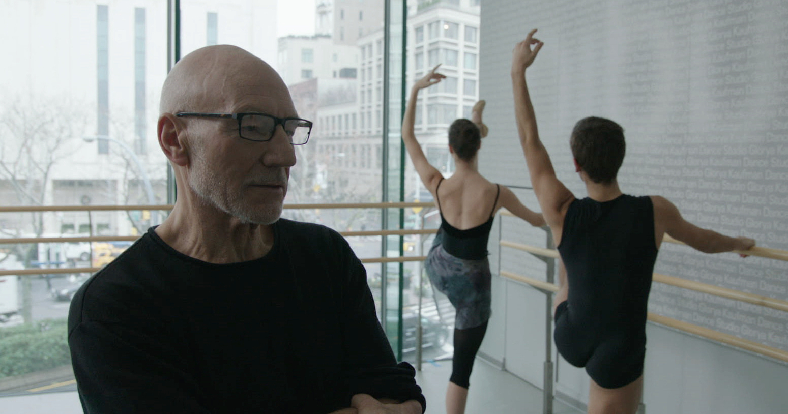 Patrick Stewart stars as Juilliard professor Tobi Powell