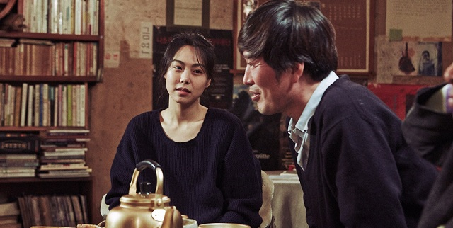 Kim Min-hee and Jeong Jae-yeong star in Right Now, Wrong Then