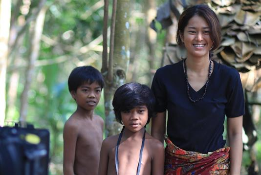 Prisia Nasution stars as real life teacher Butet Manurung