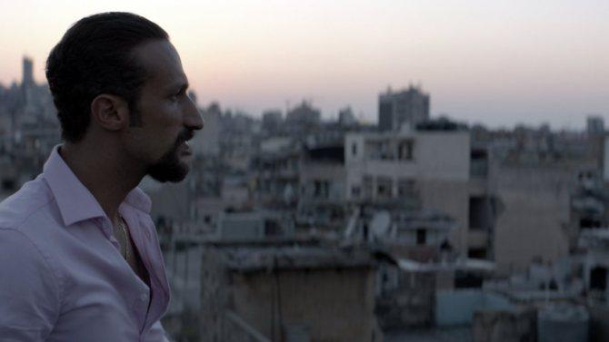 Alain Saadeh stars in Very Big Shot