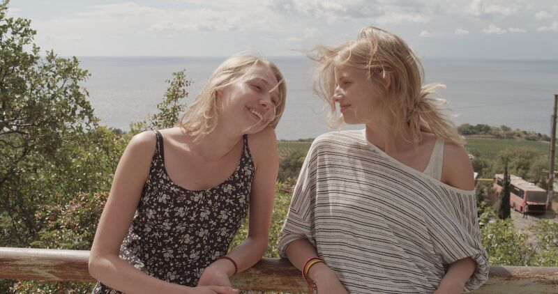 Marina Vasilyeva and Aleksandra Bortich in Name Me