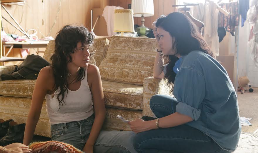 Leite with Bare star Paz de la Huerta