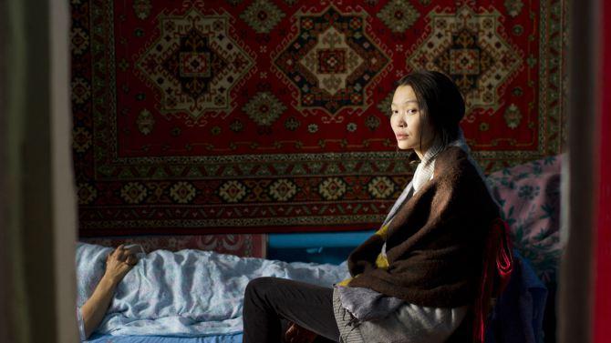 Evgeniya Mandzhieva stars in Russian drama The Gulls
