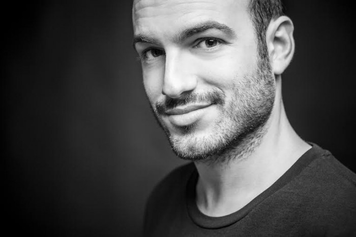 Fawns director Thanasis Tsimpinis (Image by Ioanna Chatziandreou)