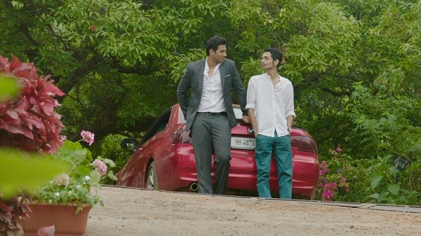 Shiv Pandit (left) and Dhruv Ganesh (right) star in Loev