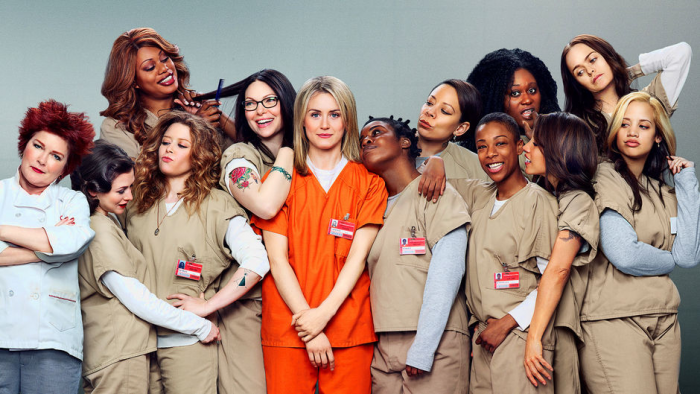 Netflix's most watched series, Orange Is the New Black