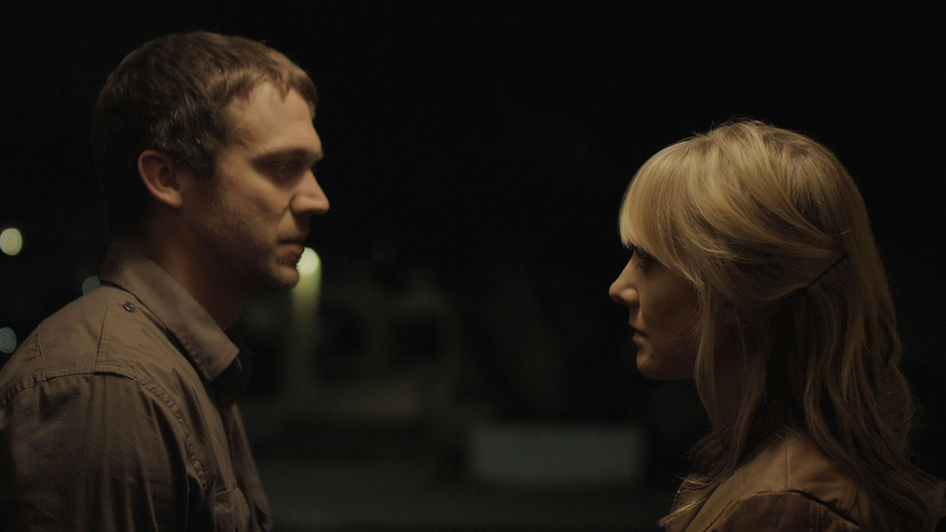 Russell Harvard and Ryann Turner star in This Is Normal
