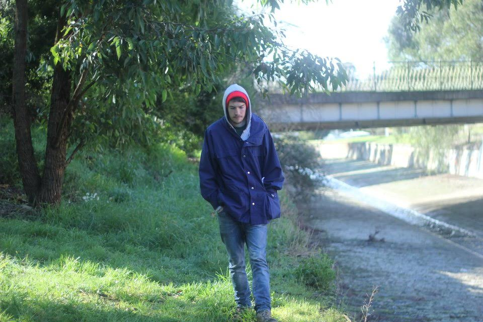 Tarquin Netherway, director of short film The River