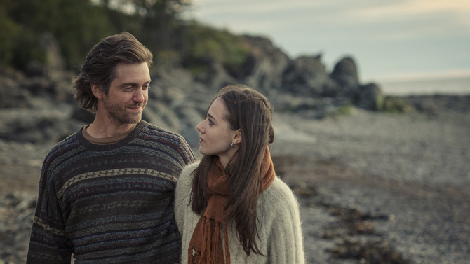 Maxim Gaudette and Karelle Tremblay star in Our Loved Ones