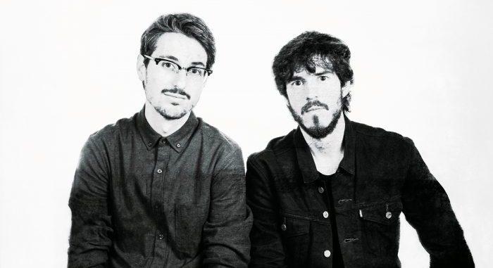 Directors Oriol Martínez and Enric Ribes