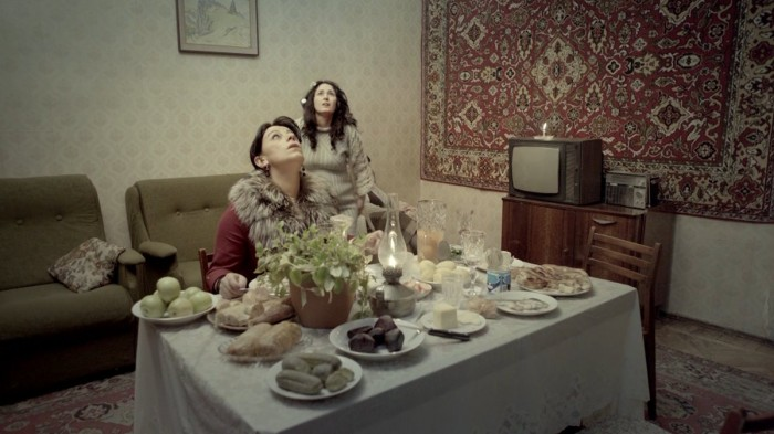 Sargsyan's The Abode stresses the value of community and unity in a nation that has experienced social and political strife.