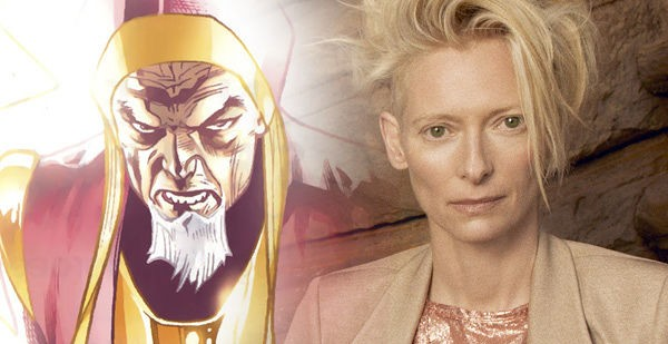 The upcoming Doctor Strange provoked controversy for the casting of Tilda Swinton as the Ancient One