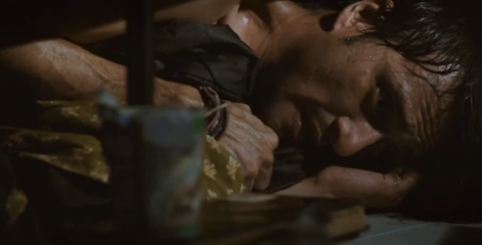 """Director Nam Ron plays his cards well in orchestrating the scenes by layers of intrigue that unfold to the film's final bloody conclusion."""