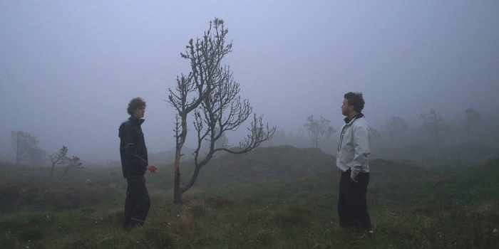 Joachim Kvamme and Jørgen Hausberg Nilsen star in Demning