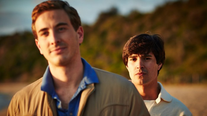Ryan Corr and Craig Stott star in Holding the Man