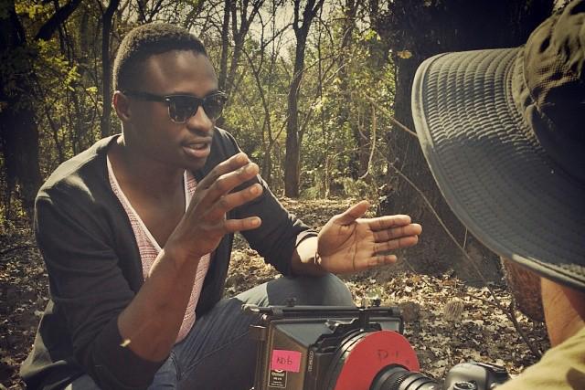 Lost in the World director Xolelwa 'Ollie' Nhlabatsi