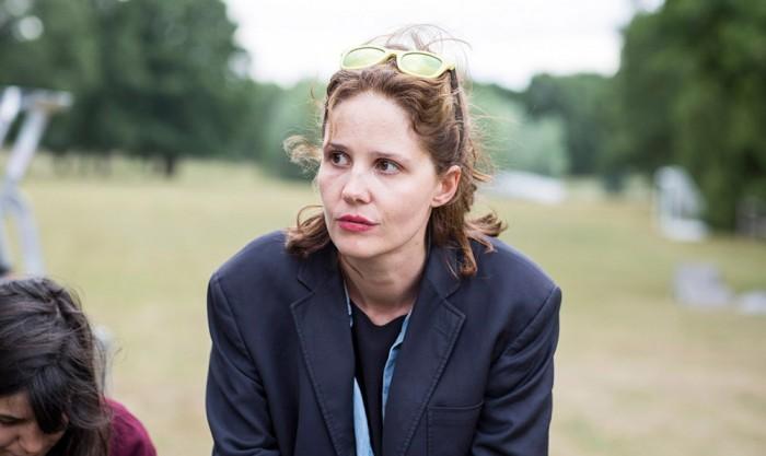 Director Justine Triet PHOTO: Télérama.fr