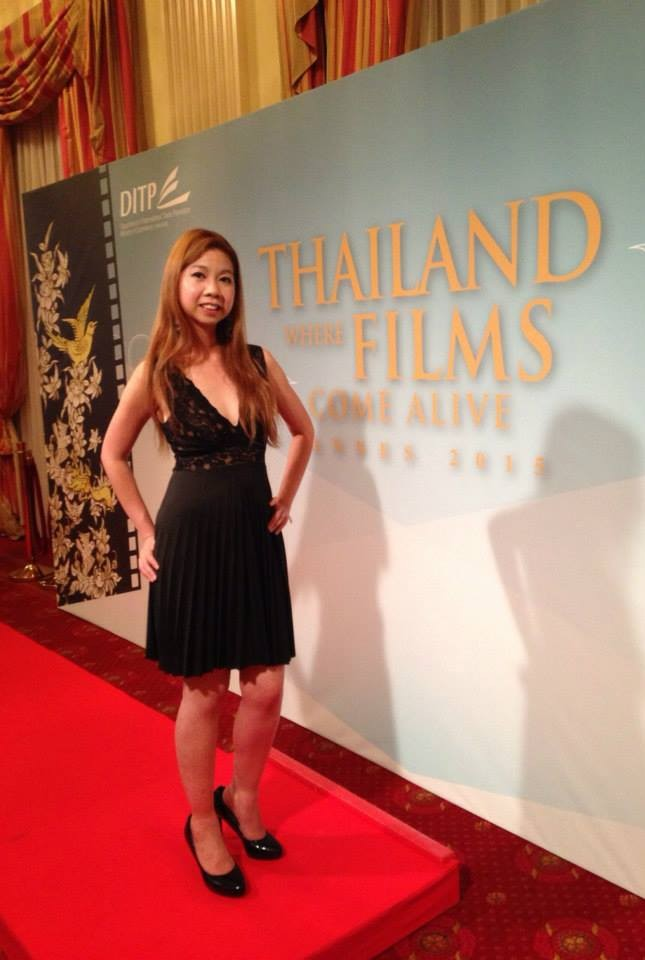 Weerada Thai film event at Cannes 2015