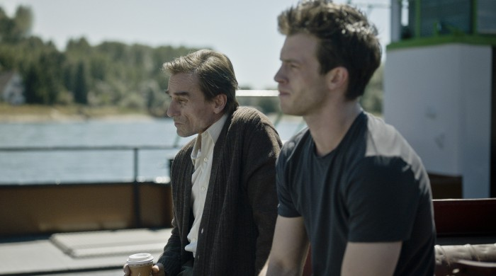 André Hennicke and Jannis Niewöhner star in Jonathan
