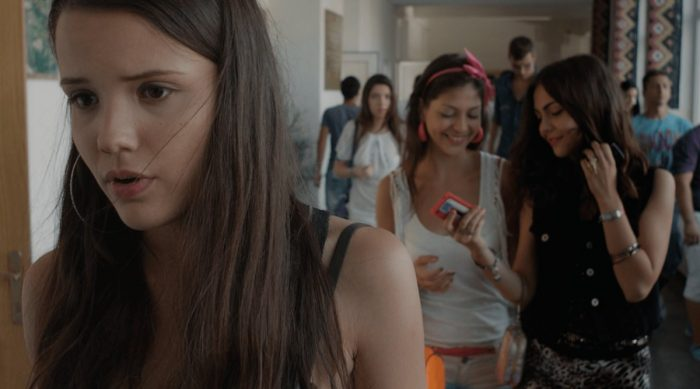 """Ana Maria Guran is mesmerizing in her bold depiction of a damaged and rebellious teen"""