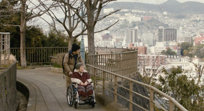 """The film not only develops the issues surrounding ageing; it is also a tribute to mothers, as well as women, in post-war Japan."""