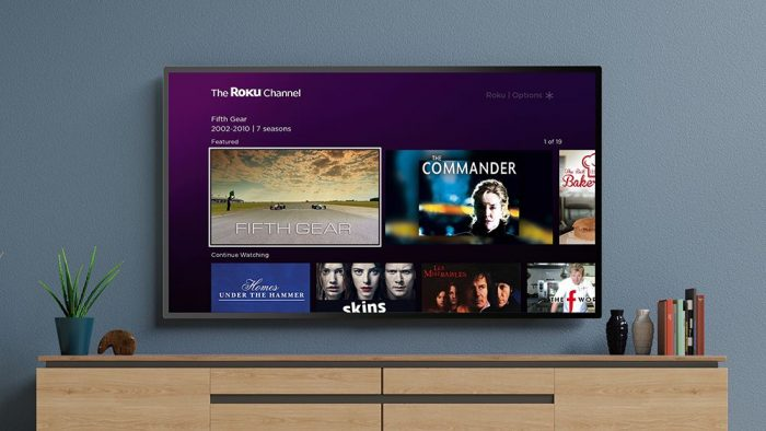 The ad-supported Roku Channel recently announced a UK launch.