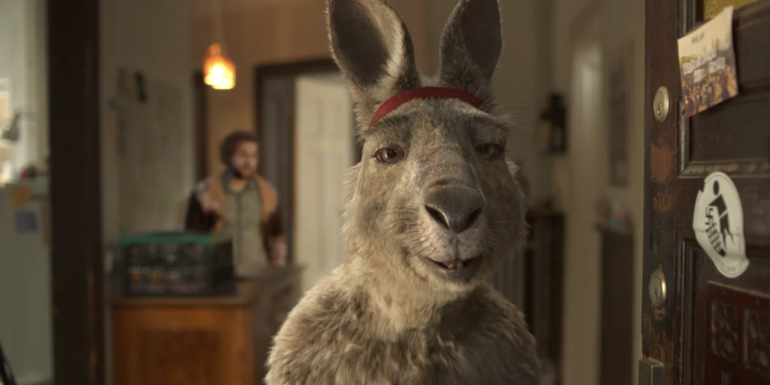 The Kangaroo Chronicles became the first German film to break the theatrical window.