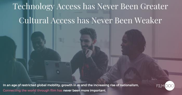 FilmDoo - Technology Access