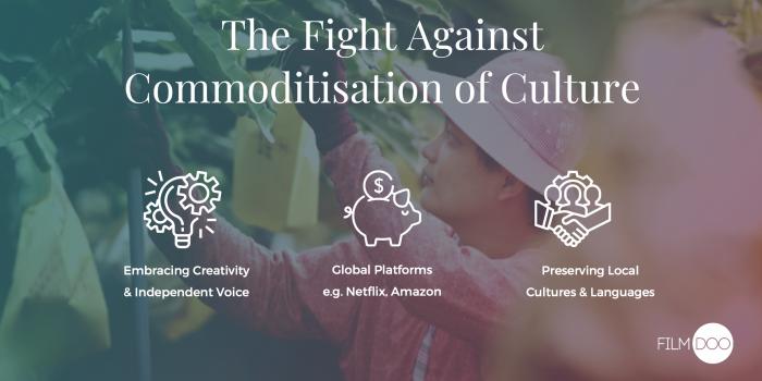 FilmDoo - Commoditisation of Culture