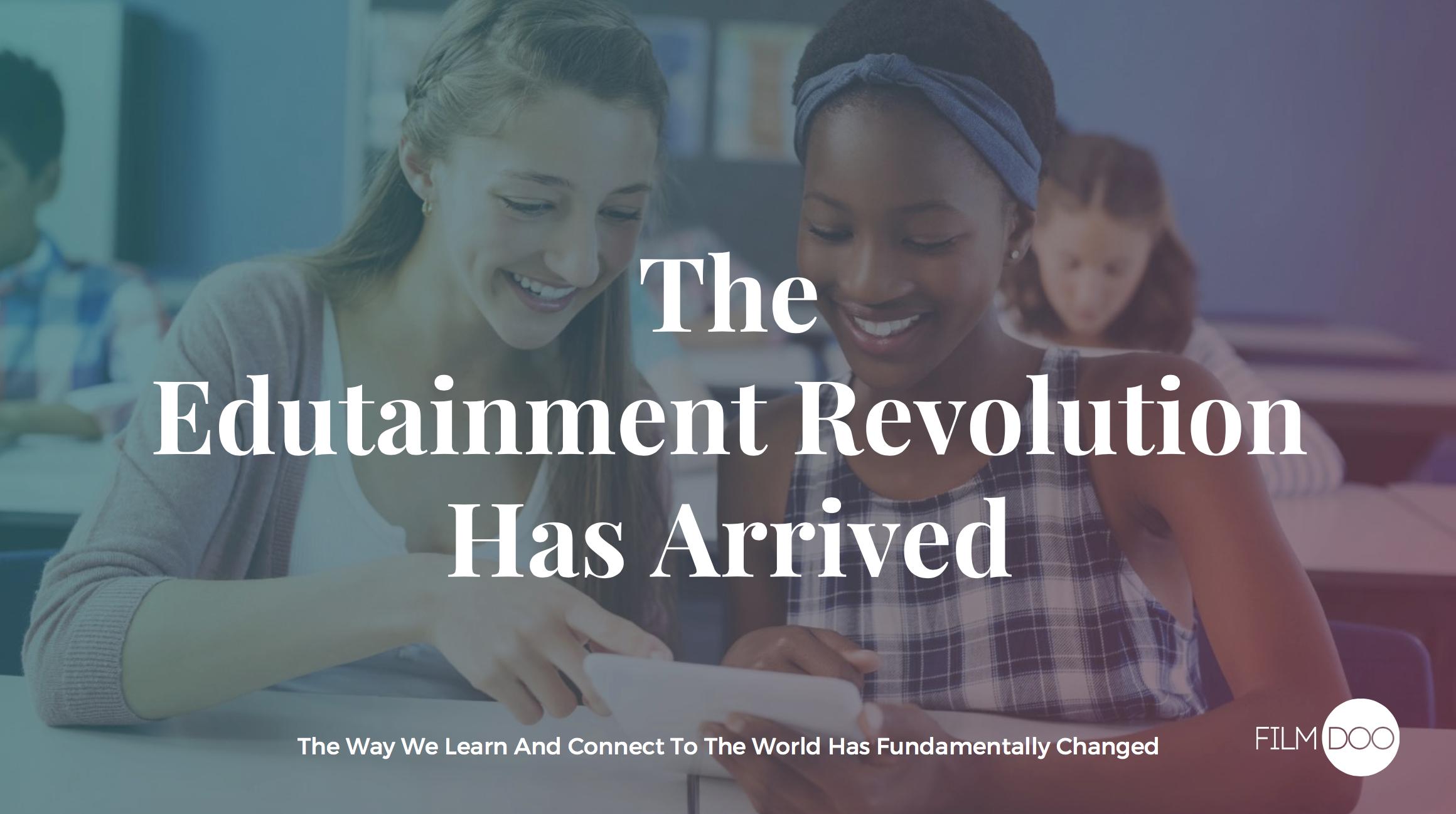 FilmDoo - The Edutainment Revolution