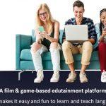 FILMDOO KICKSTARTS $1 MILLION USD RAISE TO TEACH LANGUAGES THROUGH FILM