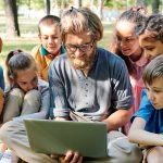 A TEACHER'S GUIDE TO FINDING FILM AND VIDEO RESOURCES FOR INTERACTIVE LESSONS