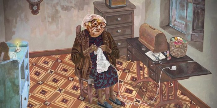 Grandma (dir. Aimé Tolrá, 2016)